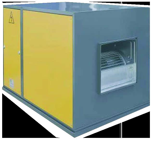 Instalaci n de cocinas industriales extracci n de humos y - Extraccion de humos y ventilacion de cocinas ...